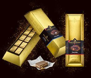 Goldkenn The Precious Swiss Chocolate